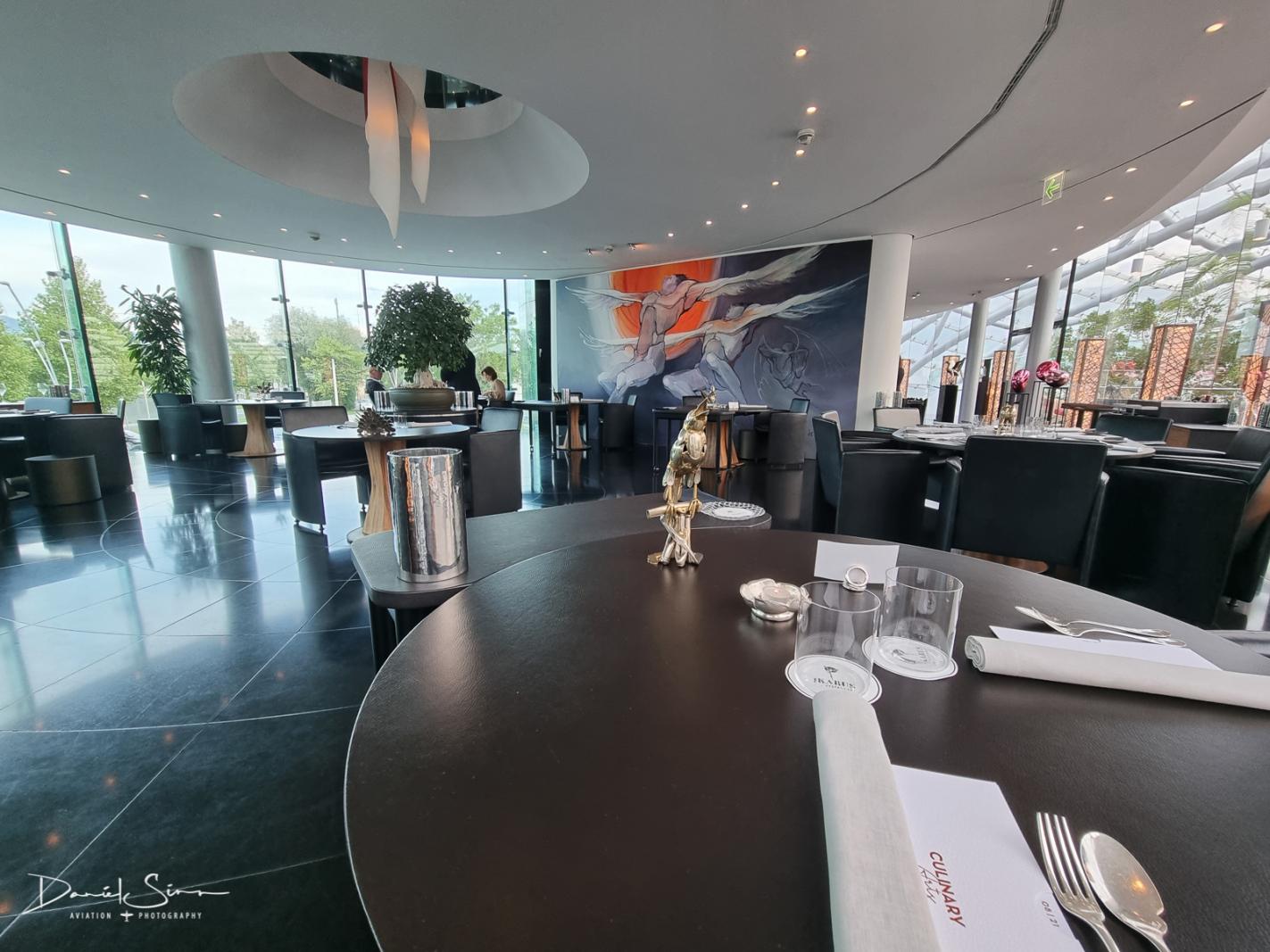 Das Ikarus Restaurant