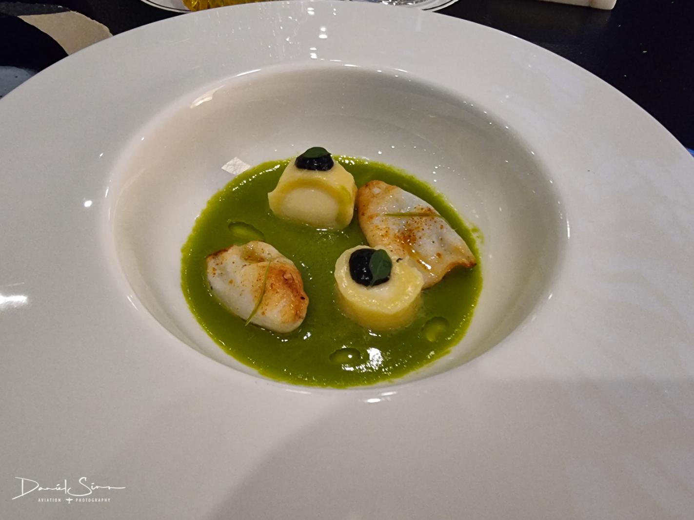 Calamari – Gnocchi – Piparras