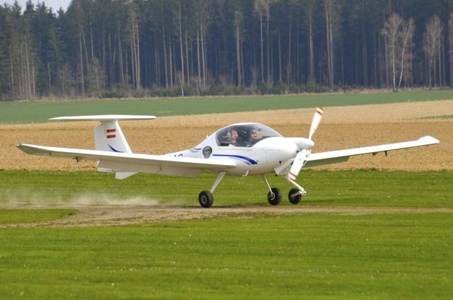 Touch & Go Training mit Fluglehrer